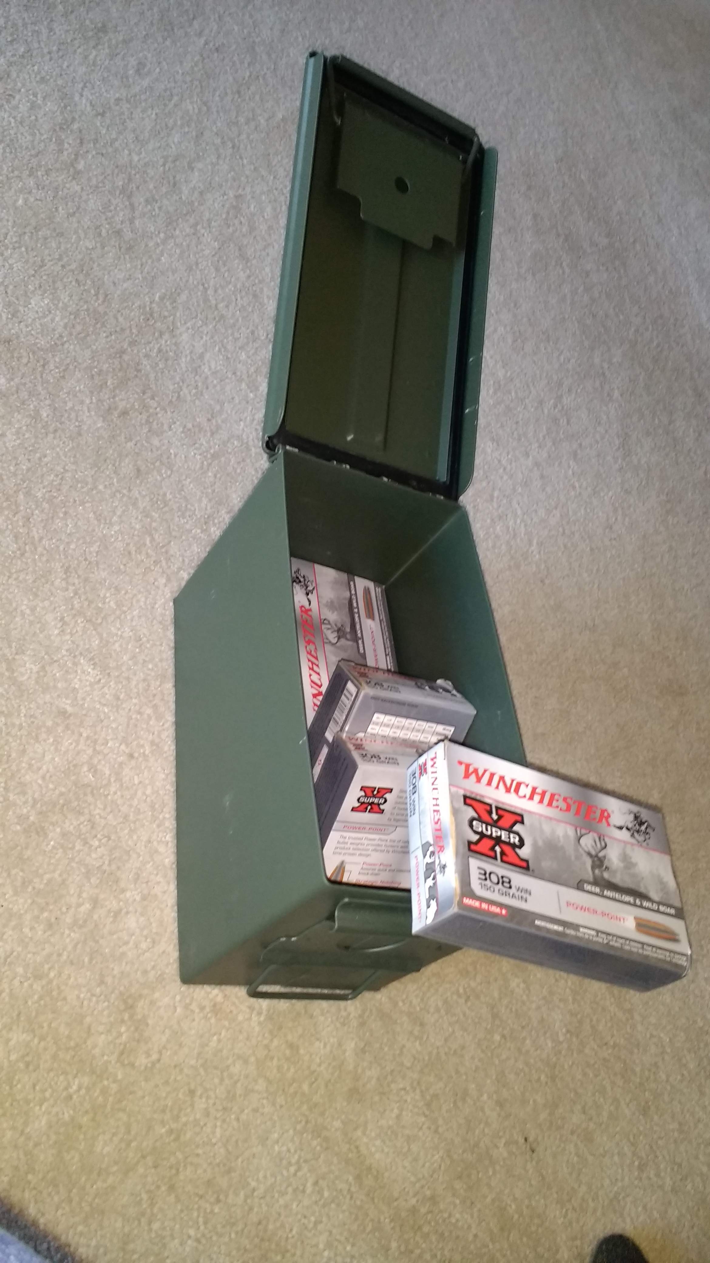 308 ammo and ammo can For Sale   Old Ads Classifieds   Oklahoma Shooters