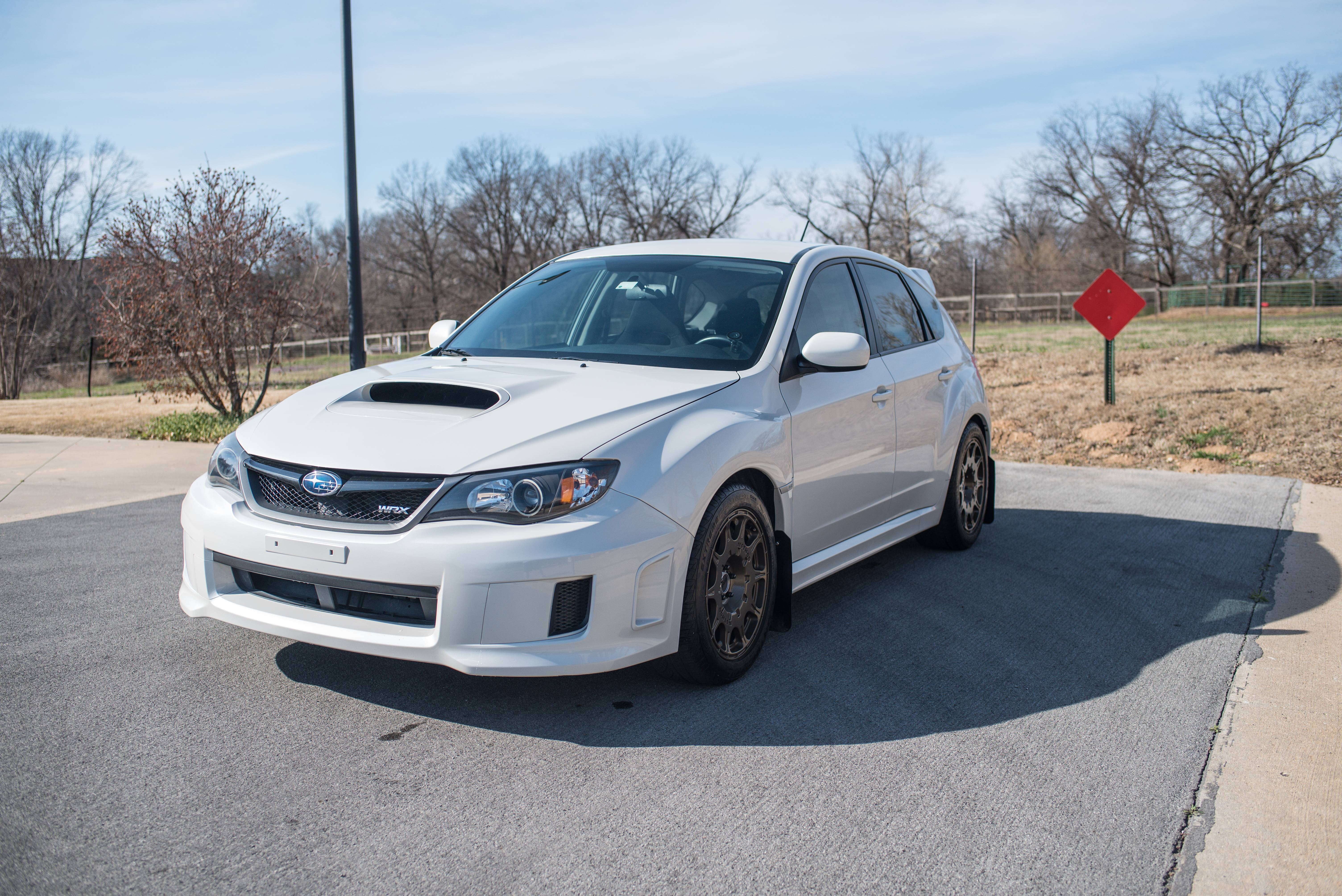 2014 subaru wrx hatchback white for sale old ads classifieds oklahoma shooters. Black Bedroom Furniture Sets. Home Design Ideas