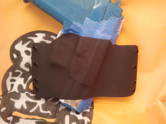 Kydex for Glock, M&P, XD, LCP, LCR,J-Frame, Sig Pro, M9 + mag
