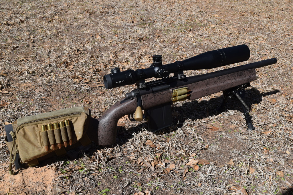 Finished My First Precision Rifle Project | Oklahoma Shooters