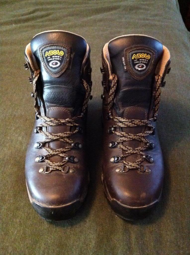 6e3cc20c234 FS: Asolo TPS 520 GV Gortex Boots | Oklahoma Shooters