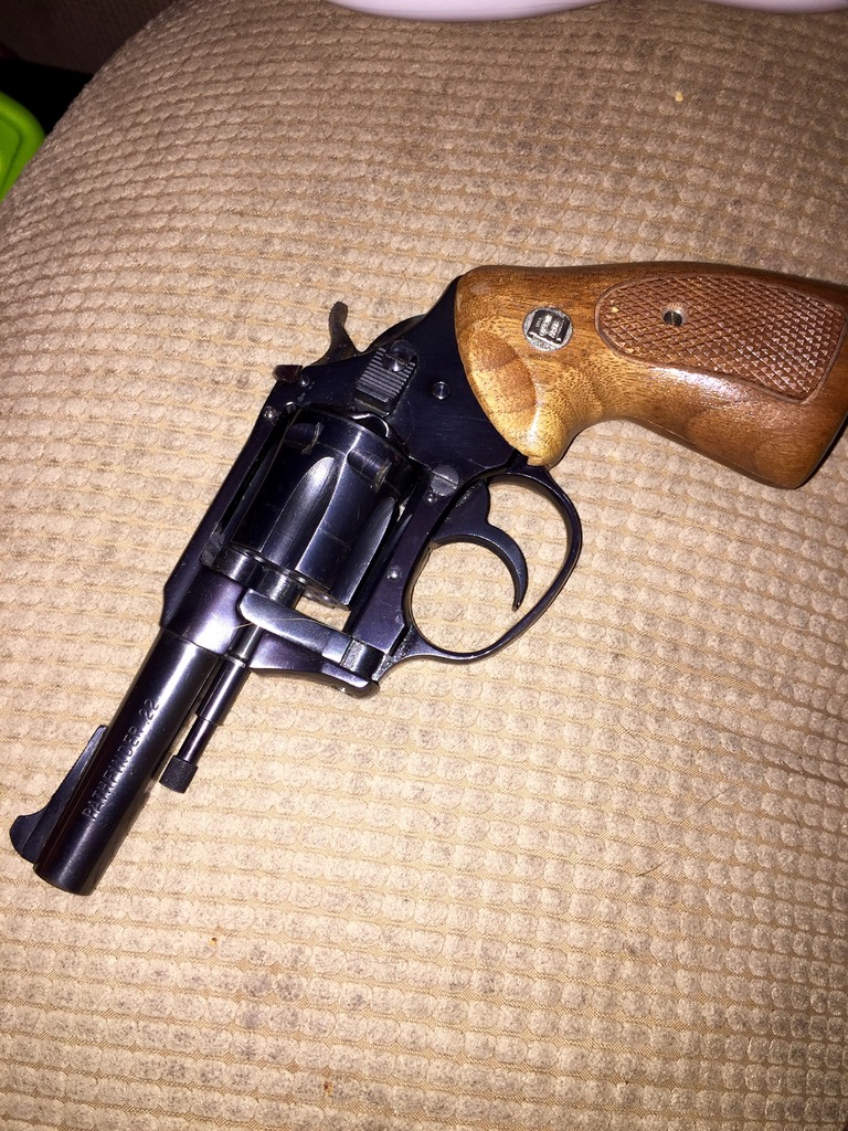 Charter Arms Pathfinder 22 revolver For Sale | Old Ads