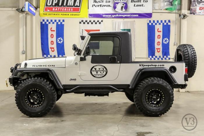 Jeep Wrangler Tj Half Cab Gr8tops Oklahoma Shooters