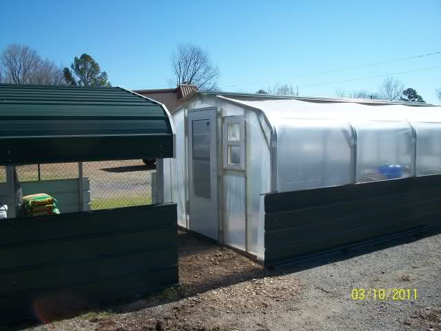 Quick Greenhouse Oklahoma Shooters