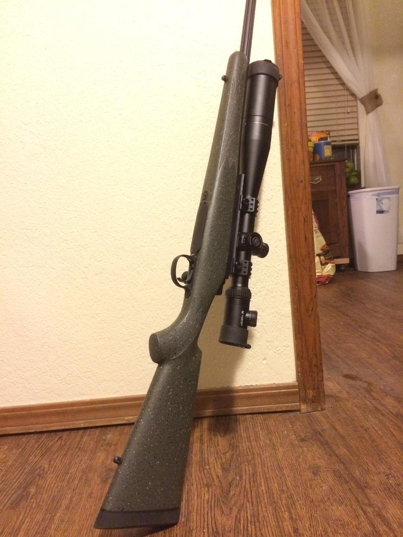 McMillan hunters edge stock Remington 700SA   Oklahoma Shooters