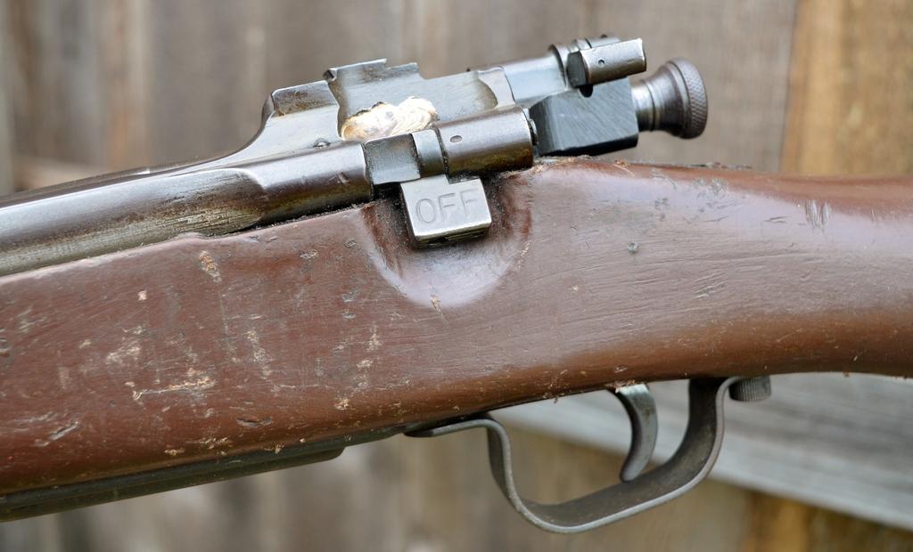 Remington 1903A3 Drill Rifle   Oklahoma Shooters