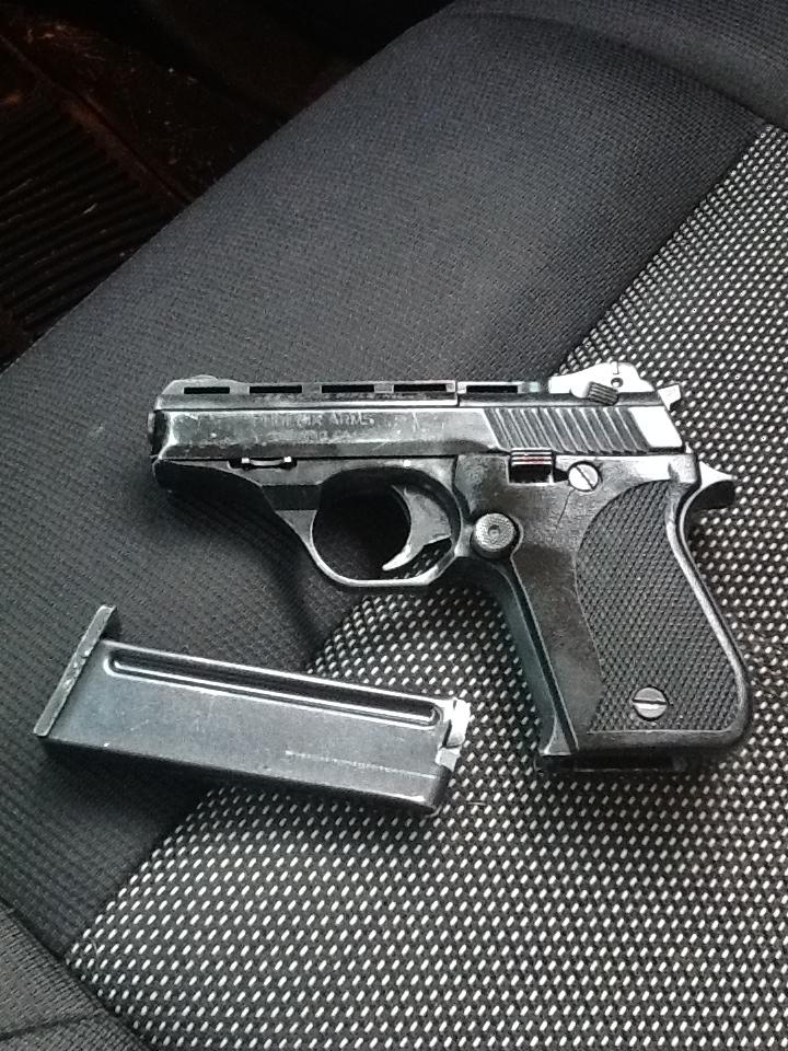 Phoenix Arms HP22 pistol | Oklahoma Shooters