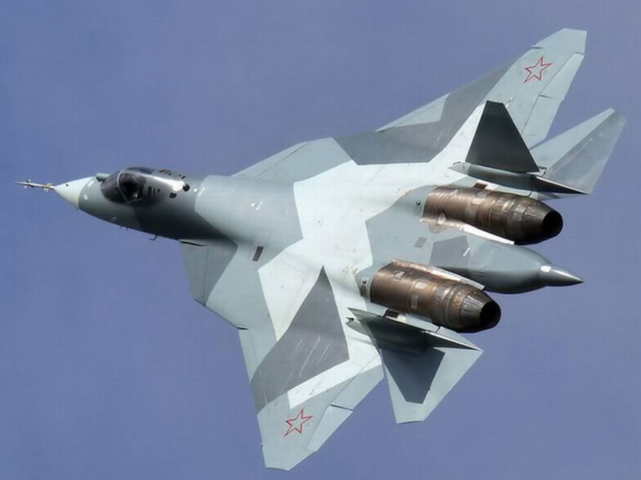 Russia's New T-50 Jet Fighter Can't Compete | Oklahoma ...