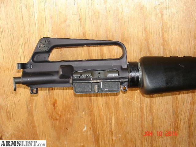 RRA 9mm Upper Reciever for A1 or Slick Side Carry Handle   Oklahoma