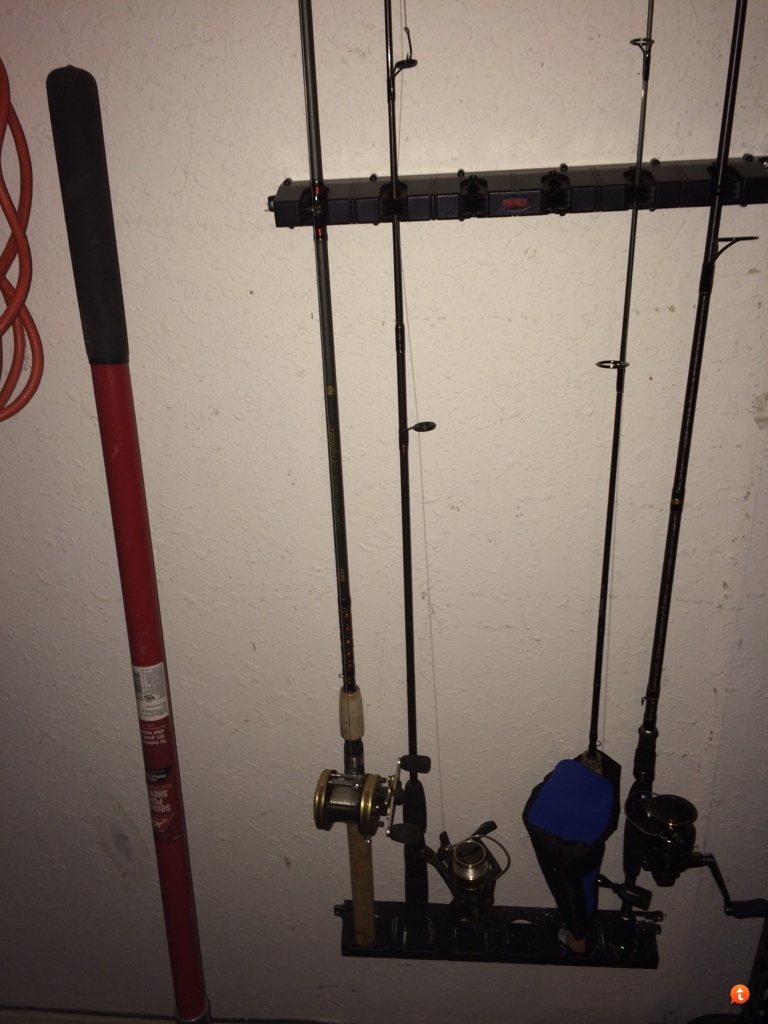 Misc fishing gear for sale oklahoma shooters for Fishing gear for sale