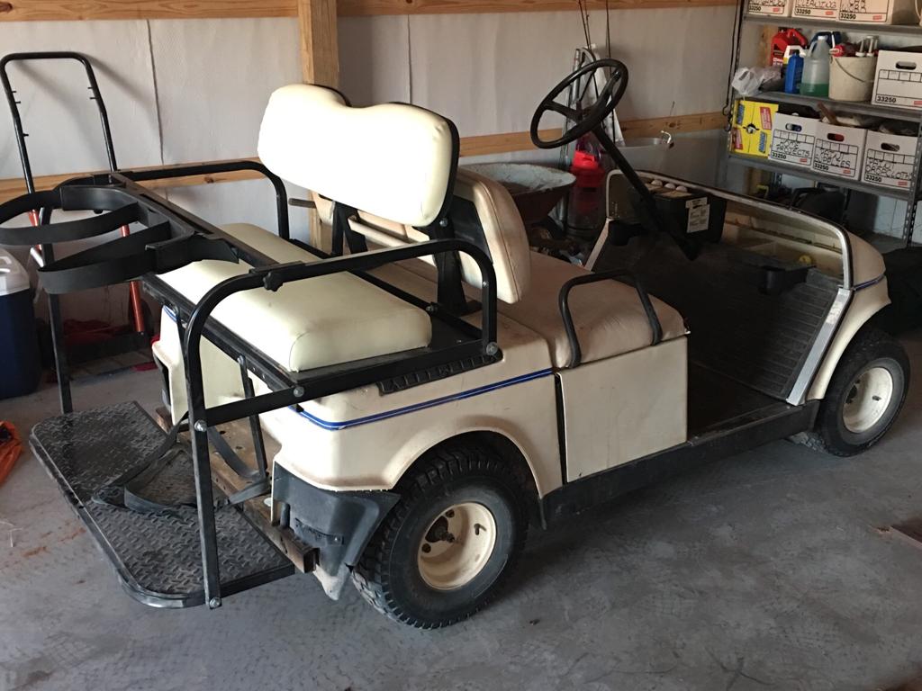 North West OK - Hyundai Gas Golf Cart | Oklahoma Shooters on hyundai used cars, hyundai offroad, hyundai container, hyundai service center, hyundai loader, hyundai golf caps, hyundai car dealership, hyundai air compressor, hyundai bus,