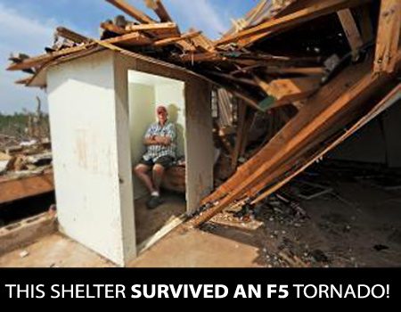 Tornado Shelters Flat Safe Ground Zero Or Taylors