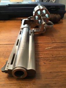 Colt Anaconda 6 inch For Sale or Trade | Trash Pile