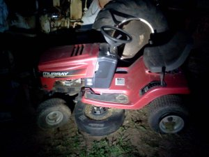 Out of Season Lawnmower Sale | Oklahoma Shooters