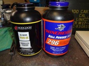 7lbs H110 powder, 700X, W296 | Oklahoma Shooters