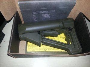 NIW AR mags, Magpul STR stock, CZ-75 mags   Oklahoma Shooters