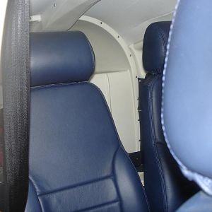 interior shots ZK-TWM