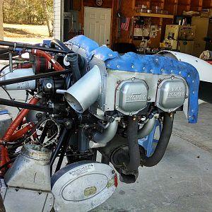 Engine Cowl