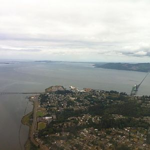 Oregon Coast Ahead