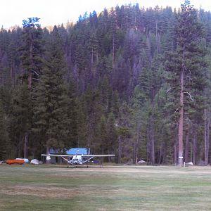 Johnson Creek Panorama