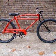 rife with bikes