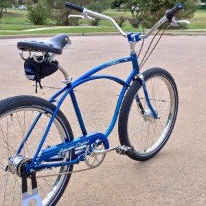 Custom Schwinn Cruiser