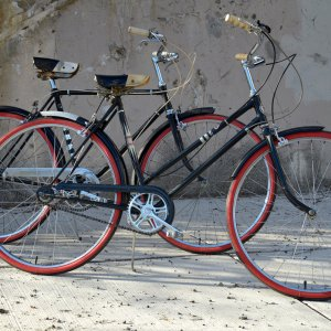 1965 and 1966 3 Speed Commuters