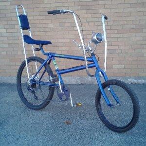 ALiEN FiRE flip bike