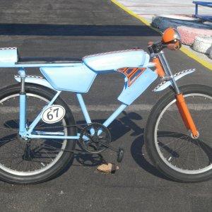 67 Cafe Racer