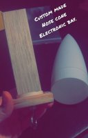 Custom made Nose Cone with Electronic's Bay.jpg