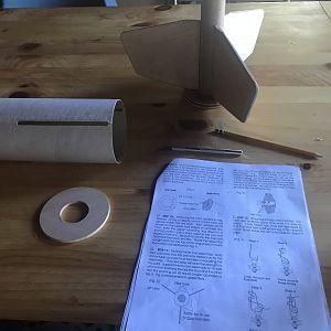 "Binder Design Excel 4"" 38mm fin can"