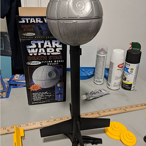Estes - Star Wars Death Star
