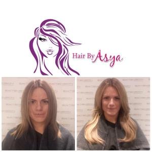Hair Extensions by Hair by Asya