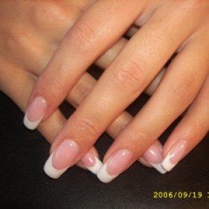 Brisa, Pink/White