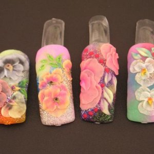 EzFlow resits and embossed flowers practice tips
