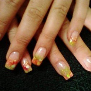 Kim's Valentines Nails (2)