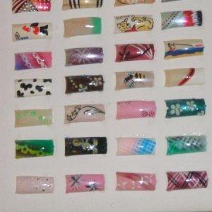 nail art board