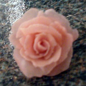 A Rose Made using L+P.  Sorry the focus isn't great.