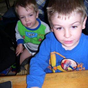 Alek and Ryan.