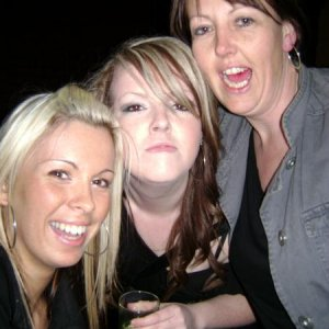Night out with the girls from work !
