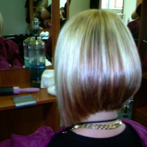 cut color and finish by deehair