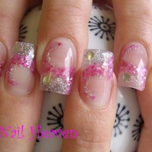 1st place salon nail art Edinburgh 07