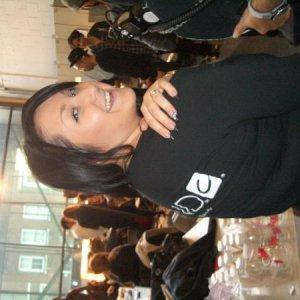 me at fashion week!