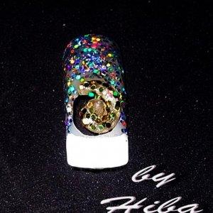 hole party nail....