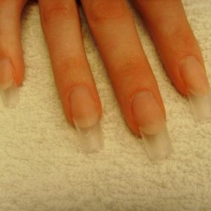 extended nails