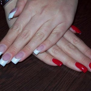 Lynsay's comp nails L&P excel '08 7th place
