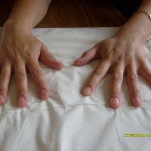 Sculpted UV Gel Nails