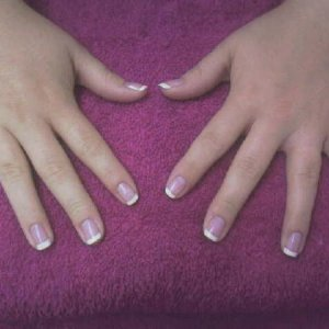 first nails
