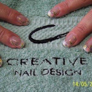 Cottage Garden Nails 2