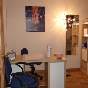 My New Little Beauty Room - Home Salon  And last one!